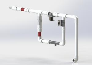 Lower Pipe Assembly