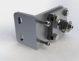 Return Pulley Assembly-II